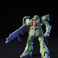 HGUC 1/144 MS-06FZ ザクII改 [Zaku II FZ] 公式画像1
