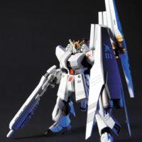 HGUC 1/144 FA-93HWS νガンダム(ヘビー・ウエポン・システム装備型)[ν Gundam HWS] 公式画像1