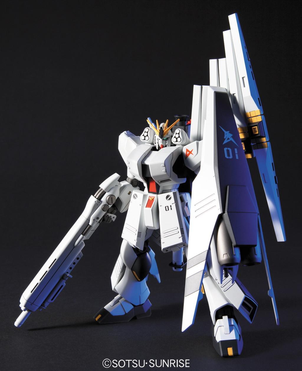 504HGUC 1/144 FA-93HWS νガンダム(ヘビー・ウエポン・システム装備型)[ν Gundam HWS]