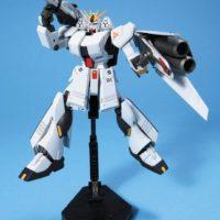 HGUC 1/144 FA-93HWS νガンダム(ヘビー・ウエポン・システム装備型)[ν Gundam HWS] 公式画像3