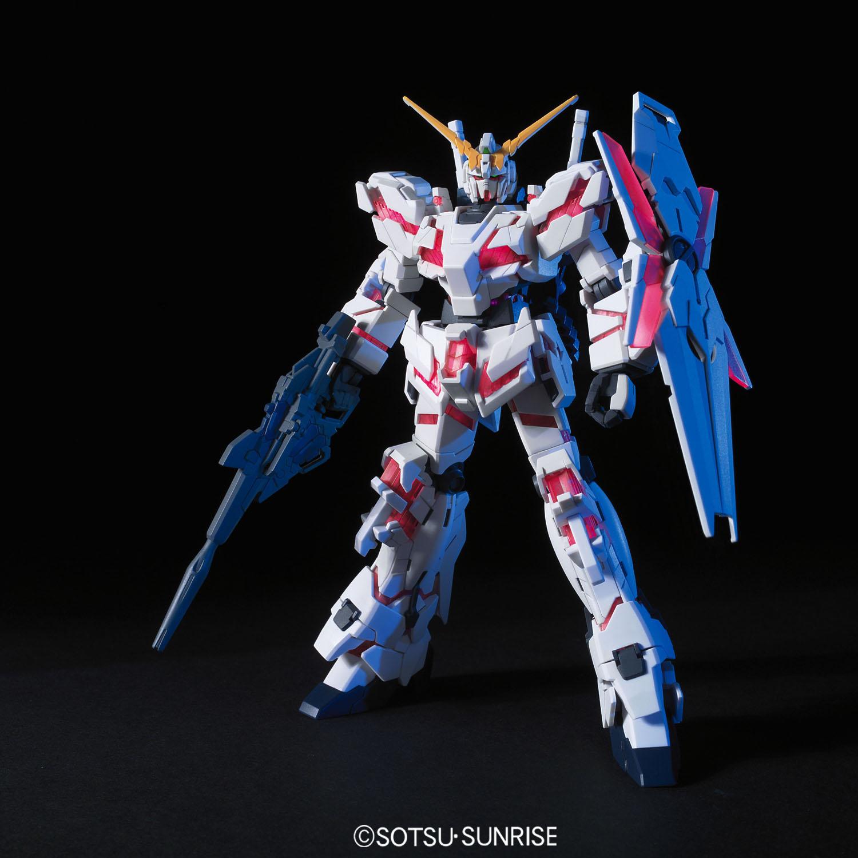 HGUC 1/144 RX-0 ユニコーンガンダム(デストロイモード) [Unicorn Gundam (Destroy Mode)] 0161011 5057399 4573102573995