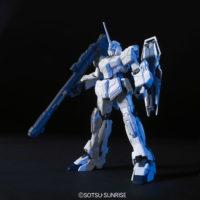 HGUC 1/144 RX-0 ユニコーンガンダム(ユニコーンモード) [Unicorn Gundam (Unicorn Mode)] 公式画像1