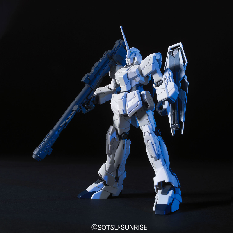 HGUC 1/144 RX-0 ユニコーンガンダム(ユニコーンモード) [Unicorn Gundam (Unicorn Mode)] 5058264 0161012