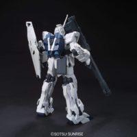 HGUC 1/144 RX-0 ユニコーンガンダム(ユニコーンモード) [Unicorn Gundam (Unicorn Mode)] 公式画像2