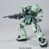 HGUC 105 1/144 MS-06F-2 ザクIIF2型 ジオン軍仕様 [Zaku II F2 (Zeon Version)] 公式画像4