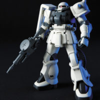 HGUC 1/144 MS-06F-2 ザクIIF2型 連邦軍仕様 [Zaku II F2 (E.F.S.F Version)] 5057745 4573102577450 0162048 4543112620484