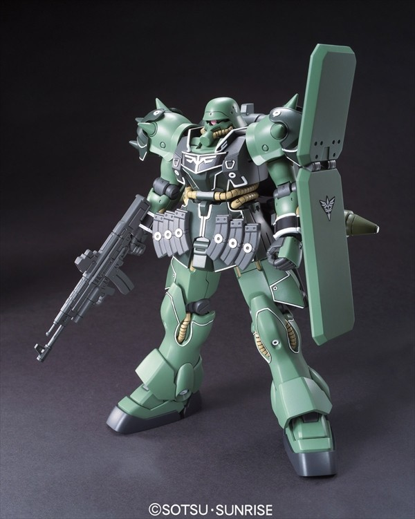 569HGUC 1/144 AMS-129 ギラ・ズール(親衛隊仕様) [Geara Zulu (Guards Type)] 5060398 4573102603982 0167088 4543112670885