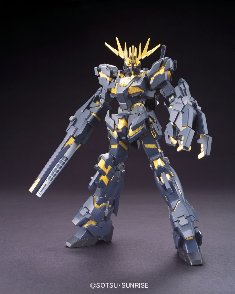 593HGUC 1/144 RX-0 ユニコーンガンダム2号機 バンシィ(デストロイモード) [Unicorn Gundam 02 Banshee (Destroy Mode)]
