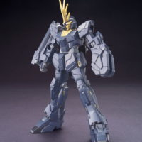 HGUC 1/144 RX-0 ユニコーンガンダム2号機 バンシィ(ユニコーンモード) [Unicorn Gundam 02 Banshee (Unicorn Mode)] 公式画像1