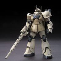HGUC 1/144 MS-05L ザクI・スナイパータイプ(ヨンム・カークス機)[Zaku I Sniper Type (Yonem Kirks Custom)] 公式画像1