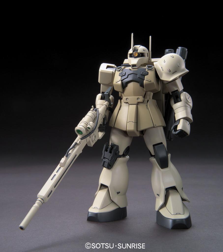 HGUC 1/144 MS-05L ザクI・スナイパータイプ(ヨンム・カークス機)[Zaku I Sniper Type (Yonem Kirks Custom)]