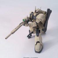 HGUC 1/144 MS-05L ザクI・スナイパータイプ(ヨンム・カークス機)[Zaku I Sniper Type (Yonem Kirks Custom)] 公式画像2