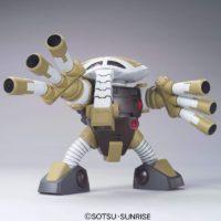 HGUC 1/144 MSM-04G ジュアッグ(ユニコーンVer.) [Juaggu (Unicorn Ver.)] 公式画像4