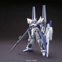 HGUC 1/144 MSN-001X ガンダムデルタカイ [Gundam Delta Kai] 公式画像1