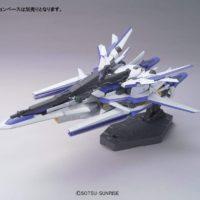 HGUC 1/144 MSN-001X ガンダムデルタカイ [Gundam Delta Kai] 公式画像4