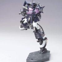 HGUC 1/144 MS-06R-1A 黒い三連星ザクII [Zaku II (Black Tri-Stars Custom)] 公式画像2