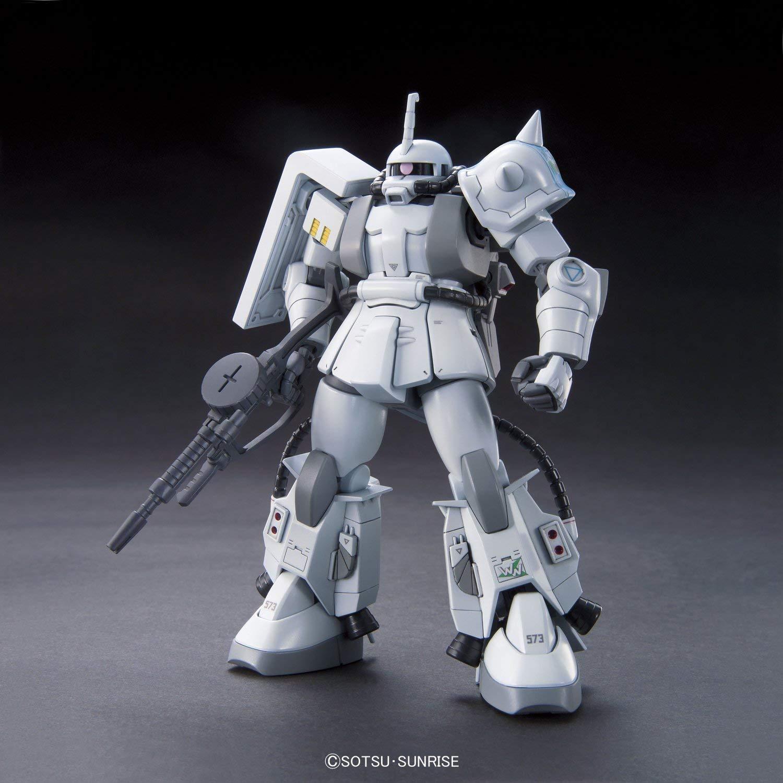 HGUC 1/144 MS-06R-1A シン・マツナガ専用ザクII [Zaku II (Shin Matsunaga Custom)]