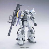 HGUC 1/144 MS-06R-1A シン・マツナガ専用ザクII [Zaku II (Shin Matsunaga Custom)] 公式画像4