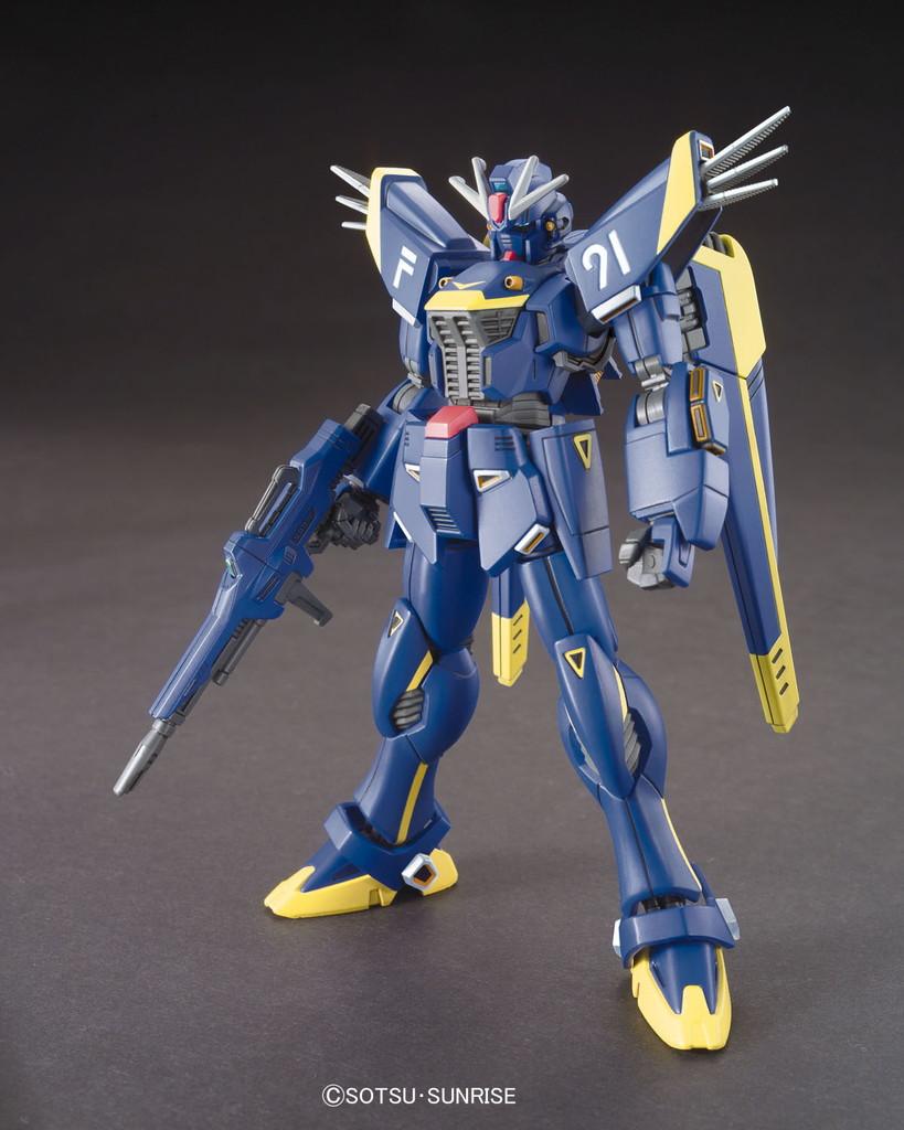 671HGUC 1/144 F91 ガンダムF91(ハリソン・マディン専用機) [Mass Production Gundam F91 (Harrison Martin Colors)]
