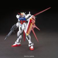 HGCE 1/144 GAT-X105+AQM/E-X01 エールストライクガンダム [Aile Strike Gundam] 4543112851444 0185144 5058779