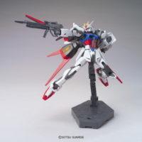 HGCE 1/144 GAT-X105+AQM/E-X01 エールストライクガンダム [Aile Strike Gundam] 4543112851444