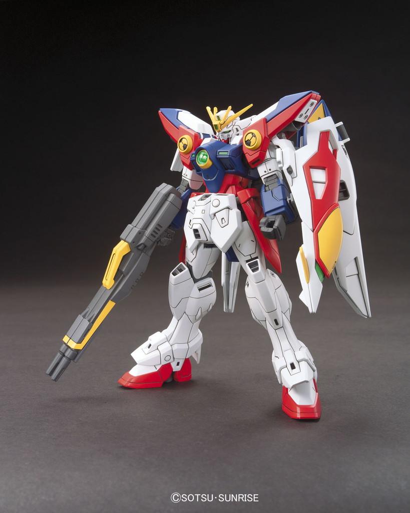 HGAC 1/144 XXXG-00W0 ウイングガンダムゼロ [Wing Gundam Zero] 0186522 5058891 4573102588913 4543112865229