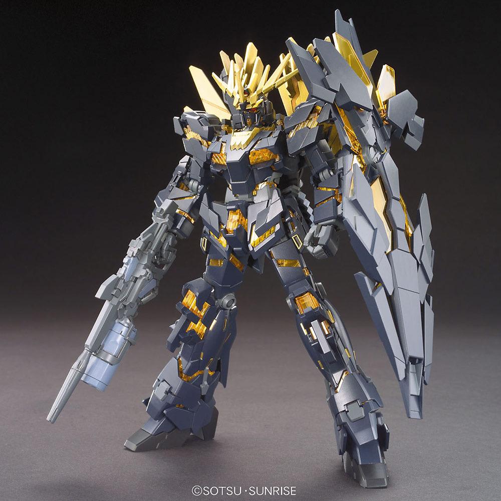 HGUC 1/144 RX-0[N] ユニコーンガンダム2号機 バンシィ・ノルン(デストロイモード) [Unicorn Gundam 02 Banshee Norn (Destroy Mode)]