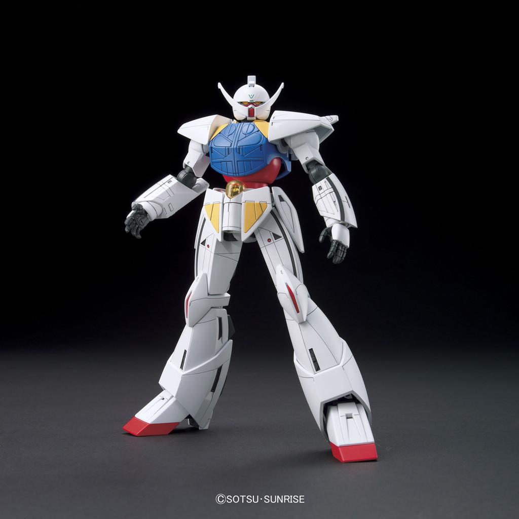 689HGCC 1/144 WD-M01 ターンエーガンダム [∀ Gundam]