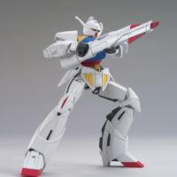 HGCC 1/144 WD-M01 ターンエーガンダム [∀ Gundam] 公式画像2