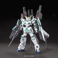 HGUC 178 1/144 RX-0 フルアーマー・ユニコーンガンダム(デストロイモード) [Full Armor Unicorn Gundam (Destroy Mode)] 公式画像1