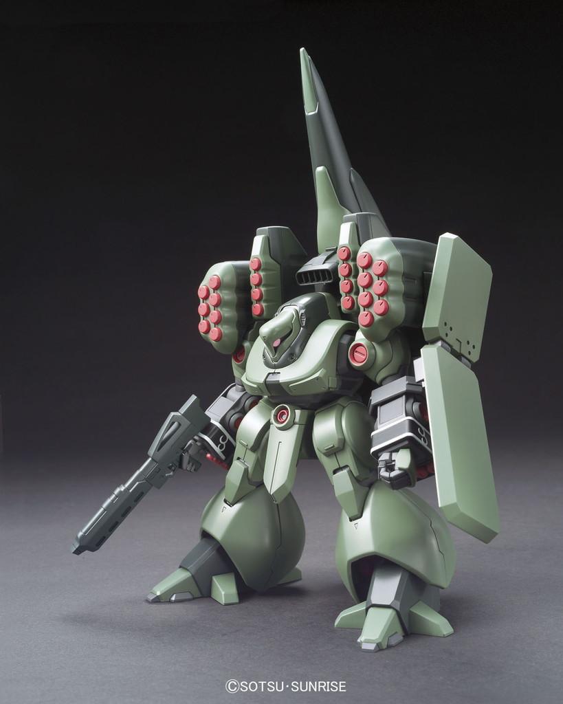 HGUC 1/144 AMX-102 ズサ(ユニコーンVer.) [Zssa (Unicorn Ver.)]