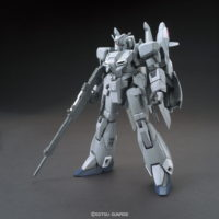HGUC 1/144 MSZ-006A1 ゼータプラス(ユニコーンVer.) [Zeta Plus A1 (Unicorn Ver.)] 4573102604026
