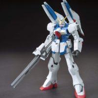 HGUC 1/144 LM312V04+SD-VB03A Vダッシュガンダム [V-Dash Gundam] 公式画像1