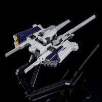 """HGUC 1/144 FF-X29A Gパーツ[フルドド] [G-Parts """"Hrududu""""] 公式画像2"""