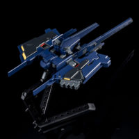 """HGUC 1/144 FF-X29A Gパーツ[フルドド](実戦配備カラー) [G-Parts """"Hrududu"""" (Combat Deployment type)] 公式画像2"""