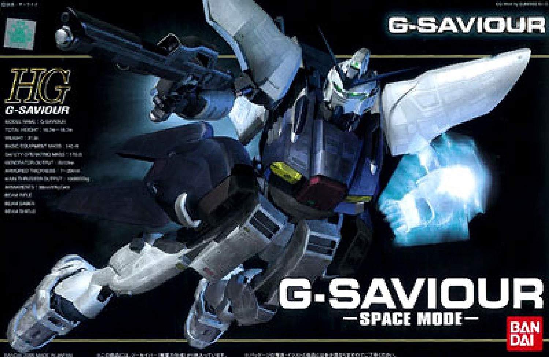 HGUC 1/144 GS-01 ジーセイバー(無重力仕様) [G-SAVIOUR G-Saviour Space Mode]