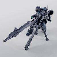 MG 1/100 RGM-96X ジェスタ (シェザール隊仕様 B&C班装備) 公式画像5
