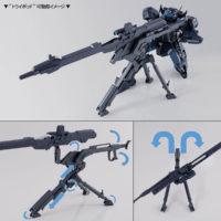 MG 1/100 RGM-96X ジェスタ (シェザール隊仕様 B&C班装備) 公式画像10