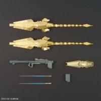HGUC 1/144 ユニコーンガンダム3号機 フェネクス(ユニコーンモード)(ナラティブVer.)[ゴールドコーティング] 公式画像3