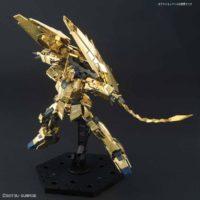 HGUC 1/144 ユニコーンガンダム3号機 フェネクス(ユニコーンモード)(ナラティブVer.)[ゴールドコーティング] 公式画像5
