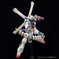 HGUC 1/144 XM-X1 クロスボーン・ガンダムX1改・改(スカルハート)[Crossbone Gundam X1 Custom II] 公式画像4