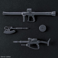 HGUC 1/144 シャア専用ザクII 公式画像3