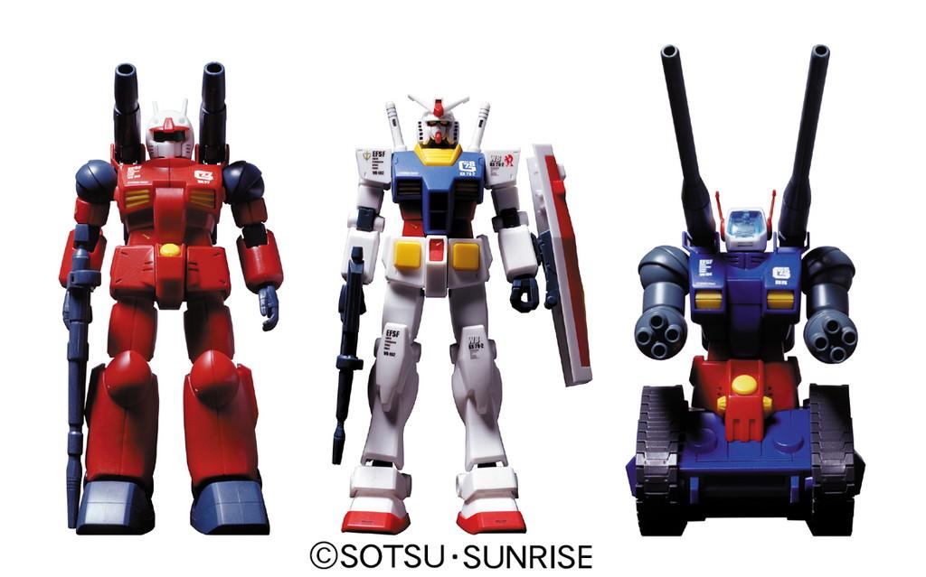 HGUC 1/144 ガンダムV作戦セット [Gundam Operation V]
