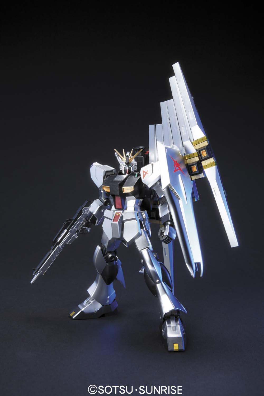 HGUC 1/144 RX-93 νガンダム メタリックコーティングVer. [ν Gundam (Metallic Coating Ver.)]