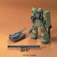 HGUC 1/144 MS-06 ザク地上戦セット 公式画像3