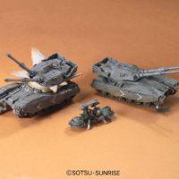 HGUC 1/144 MS-06 ザク地上戦セット 公式画像5
