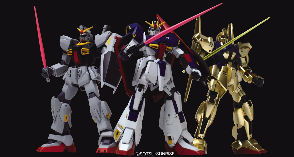 702HGUC 1/144 グリプス戦役セット [Zeta Gundam Gryphios War]