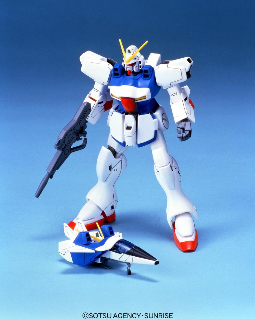50453HG 1/100 LM312V04 ヴィクトリーガンダム [Victory Gundam]