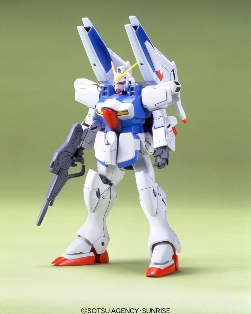 HG 1/100 LM312V04+SD-VB03A Vダッシュガンダム [V-Dash Gundam]