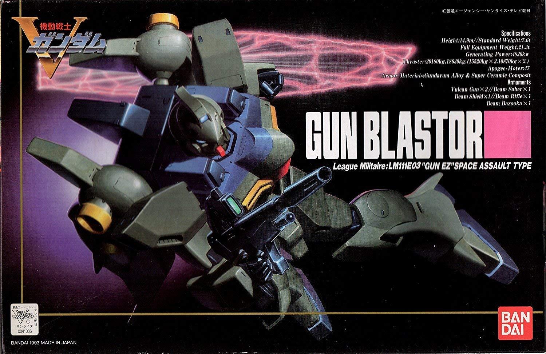 旧キット 1/100 LM111E03 ガンブラスター [Gun Blastor]